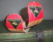 Vintage Adirondack Peters Wooden Child Skis