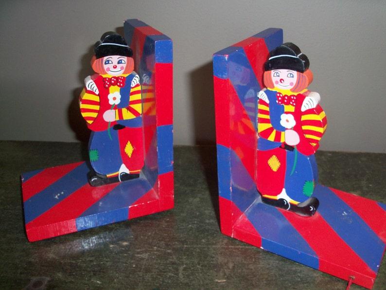 Puppen & Zubehör Clown bunt  klein siehe Foto