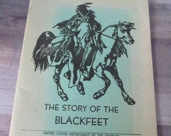 Blackfoot indian   Etsy