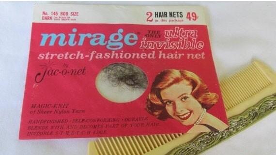 SALE Bridal Hair Net Hairdresser Collectible Women