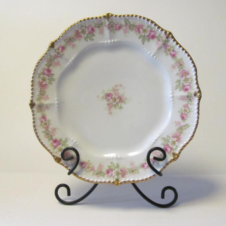 Limoges Plate Haviland Limoges Elite Works Limoges Plates French Country  Decor Limoges Collector Plate