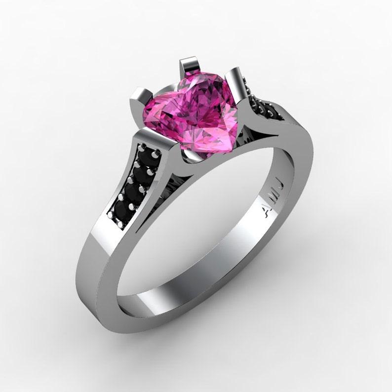 - nuevo estrella /& forma flores 3 Design-anillos clave: cuanto 1x corazón- 0,50 €//st