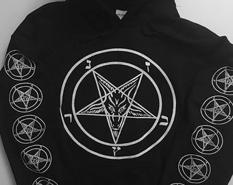 Satanic clothing | Etsy