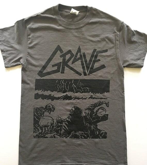 GRAVE SWEATSHIRT death metal Dismember Entombed MORBID ANGEL sweat shirt S XL