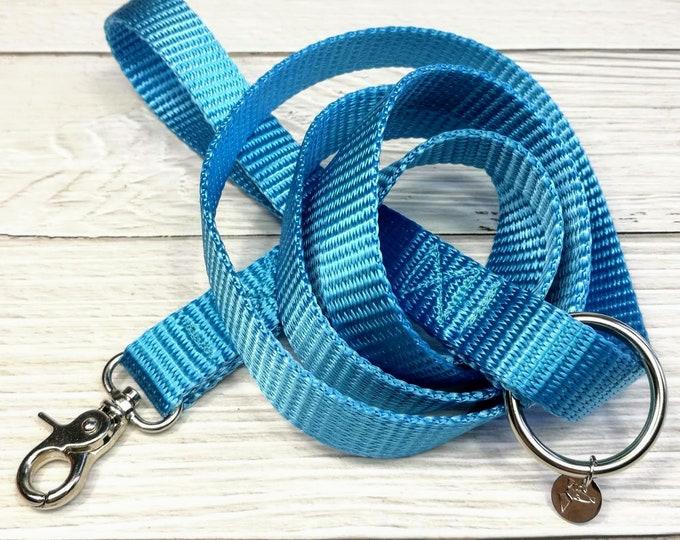 matching dog leashes