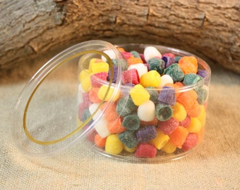 Spiced Gum Drop Candle Melts, Candy Candle Tarts, Wax Candy Fake Food, Candy Dish Decoration, 13 oz Tub