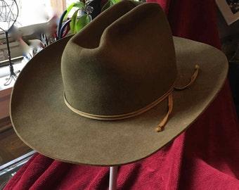 Vintage Western Indiana Jones Hat