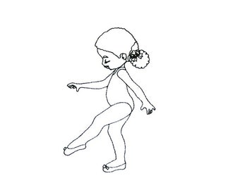 Ballerina 03, Ballet