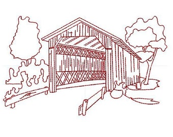 Covered Bridge 02