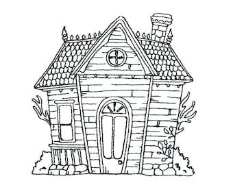 Halloween House 06