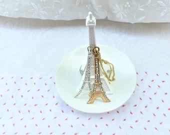 Eiffel Tower Necklaces / 2 Styles / List 1 / women's jewelry / Jewelry / women / Paris Eiffel Tower Necklace / Eiffel Tower / Paris Necklace