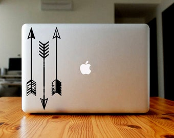 Arrows sticker, decal, your choice of color