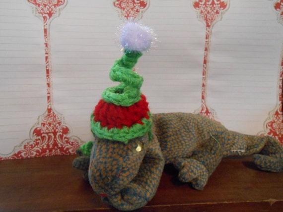 Kleiner Elf Hut kleines Haustier Helper Nikolausmütze für | Etsy
