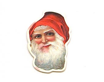 Santa Claus Note Pad, Merrimack Publishing, 1985