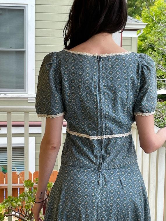 Vintage 1970s Gunne Sax Prairie Dress - image 6