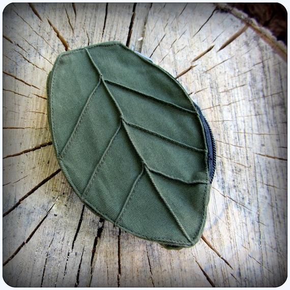 Leaf Pouch