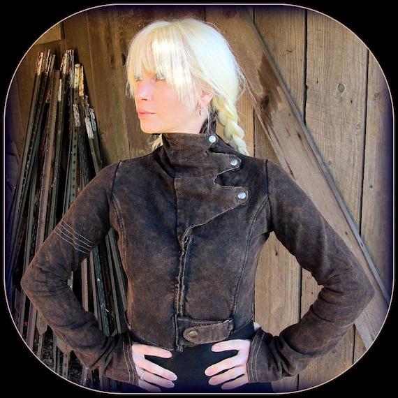 Cappotto Post Burning Abbigliamento Etsy Apocalittico Steampunk p6wqzv