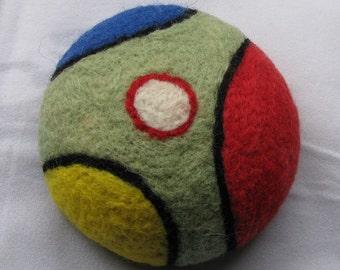Circular shapes pincushion