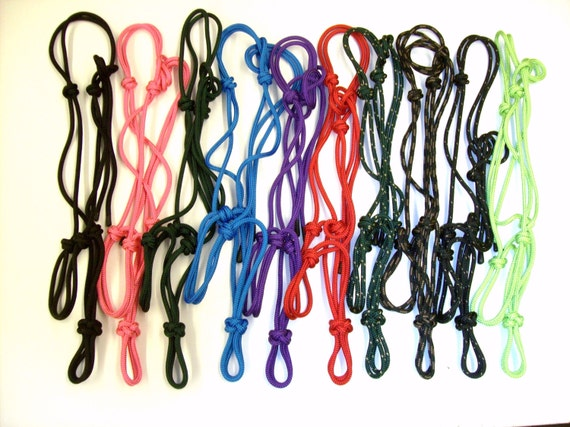 Clinton Anderson Red Halter /& Lead Rope Set *NEW*