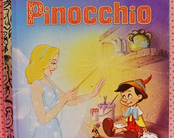 Walt Disney's Pinocchio Mint Unused