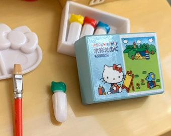Hello Kitty Paint Set 6th Scale Skipper Size