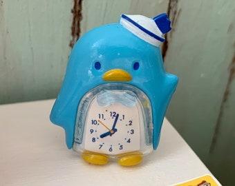 Penguin Clock 6th Scale Skipper Size Diorama