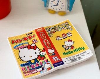 Hello Kitty Book 6th Scale Skipper Size