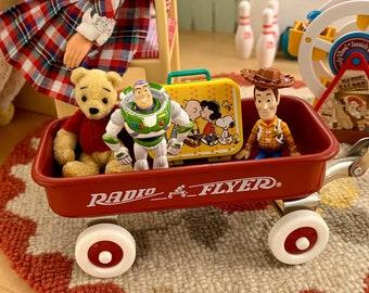 Radio Flyer Wagon for Skipper or Blythe