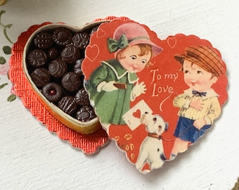 Valentine's Day Chocolates by Betsy Niederer IGMA