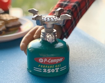 Barbie Size Camping Stove 6th Scale