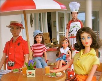 Vintage Barbie Country Fair