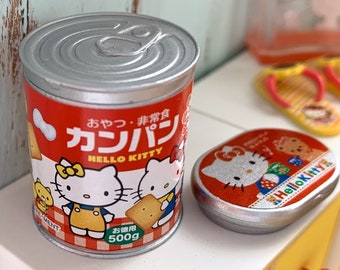 Hello Kitty Biscuits & Tin 6th Scale Skipper Size