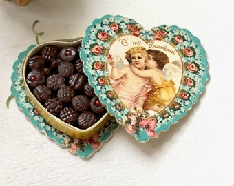 Valentine's Day Chocolates by Betsy Niederer