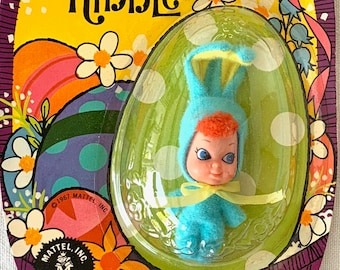 Funny Bunny Kiddle Blue Mint