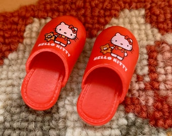 Hello Kitty Slipper's for Skipper