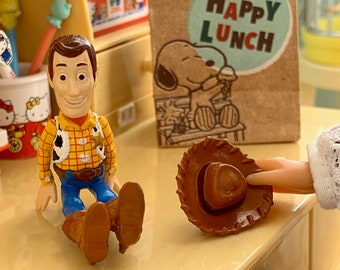 Woody Toy Story Skipper, Barbie & Blythe Size