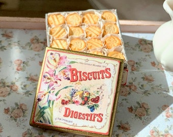 Biscuits by Betsy Niederer 12th Scale IGMA artisan