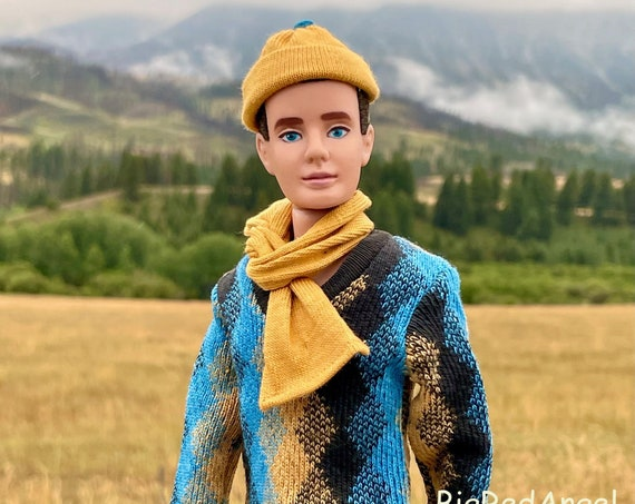 Vintage Ken Fall in Montana