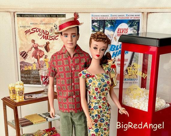 Vintage Barbie Movie Date