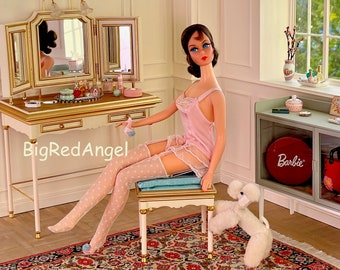 Barbie's Boudoir Fine Art Photograph