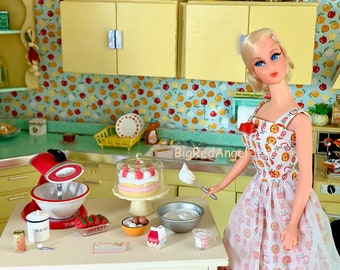 Barbie's Retro Kitchen Fine Art Photograph