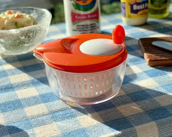 6th Scale Salad Spinner Barbie Size Picnic BBQ