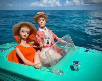 Vintage Barbie & Friend's  Greeting Cards