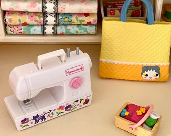 Barbie Size Sewing Set 6th Scale
