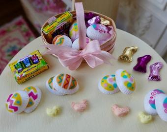 Easter Basket Re-ment