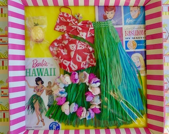 Vintage Barbie In Hawaii NRFB