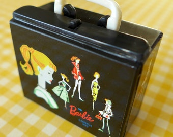 Vintage Barbie Miniature Lunch box