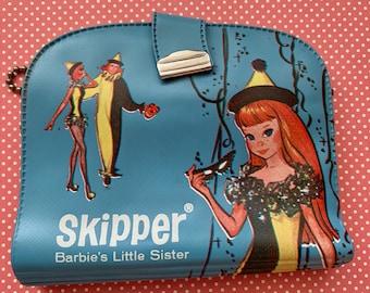 Vintage Skipper Wallet