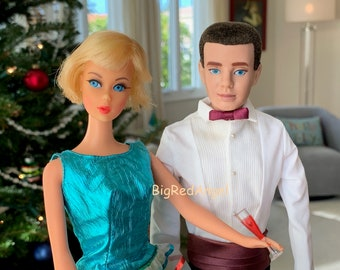 Ken & Barbie's Holiday Home Fine Art Photograph