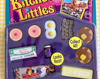 Kitchen Little's Breakfast 6th Scale Barbie Size